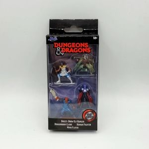 Dungeons & Dragons Mini Figure Pack